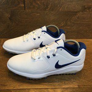 NEW Nike Vapor Pro Men's Blue/Wh Golf Shoes Sz 8.5